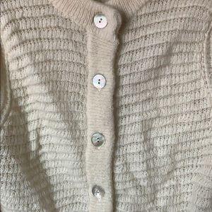Aritzia Sweaters - Wilfred 'Alessia' Cardigan in 'Birch'